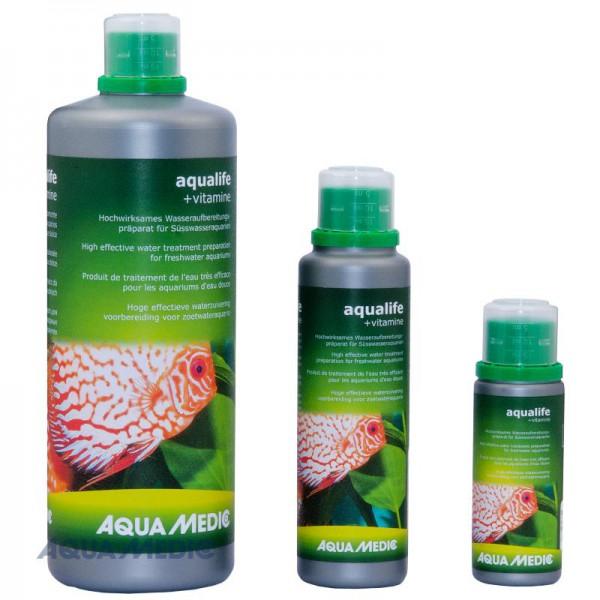 aqualife + Vitamine 100 ml - Wasserausbereitung