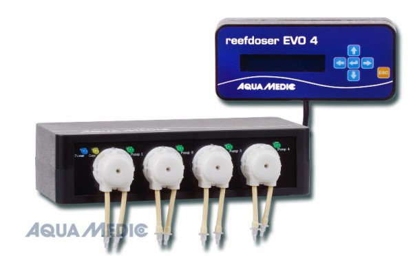 reefdoser EVO 4 - 4-Kanal Dosierpumpe