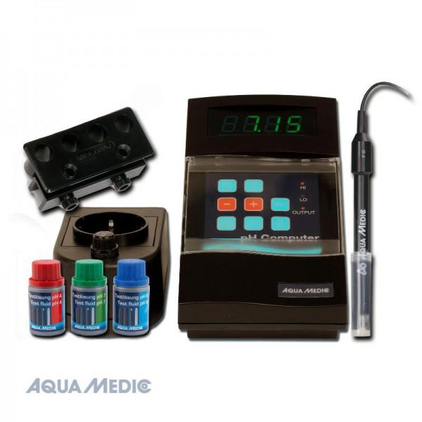 pH computer-Set