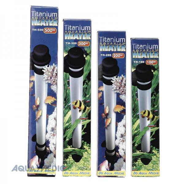 Titanium Heater 100 W - Titan Heizstab