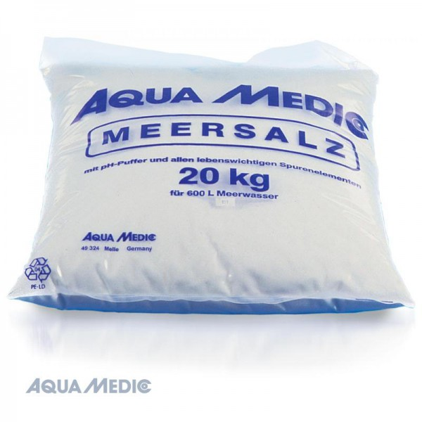 Aqua Medic Meersalz 20 kg Beutel