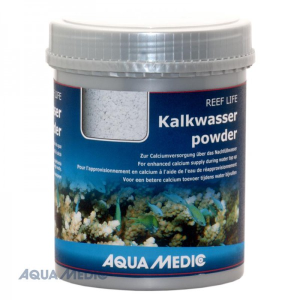 Kalkwasserpowder 350 g/1000 ml Dose
