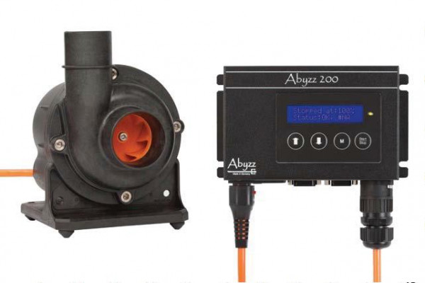 Abyzz A 200 (skimmer) - Skimmer pump
